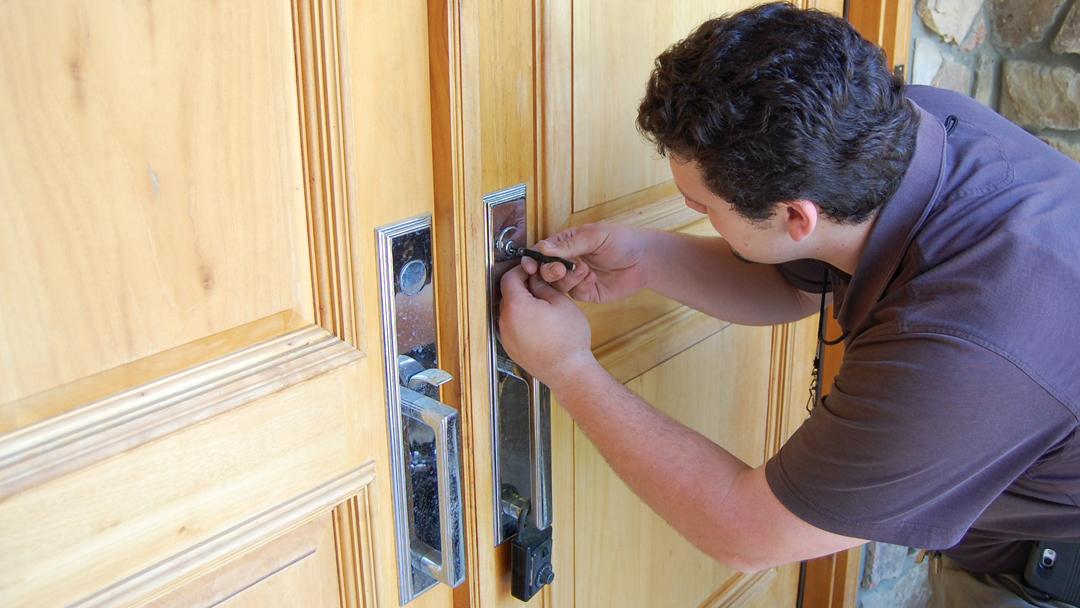 Ouverture de porte suite à une effraction ou une perte de clé